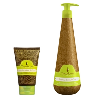 Macadamia Nourishing leave-in cream 300 мл
