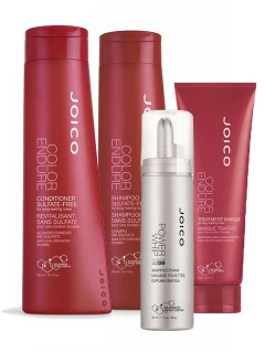 JOICO  secure your color pre-pack red  300мл+300мл+250мл+50мл